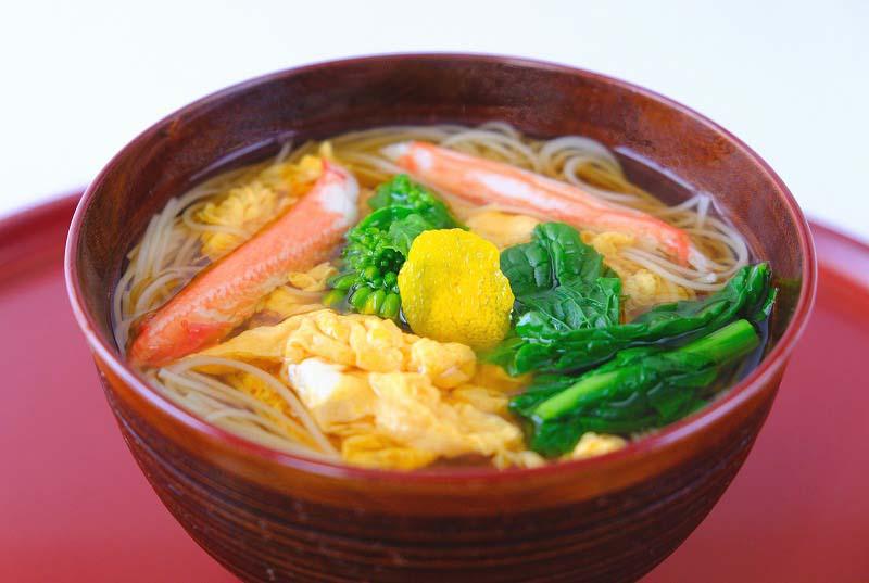 卵かけにゅう麺